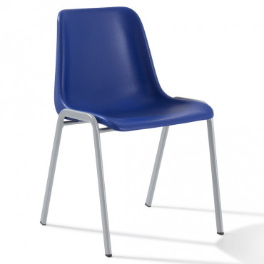 Chaise coque Basalt - siège caisse, coque, technique - Negostock