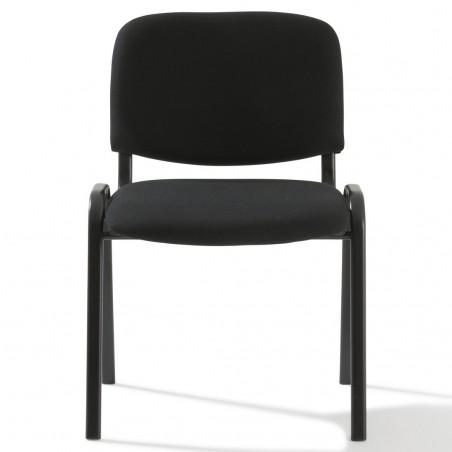 Chaise visiteur et réunion 4 pieds PORTO