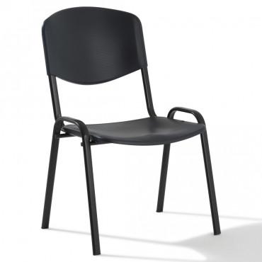 Chaise visiteur 4 pieds Porto en Polypropylène