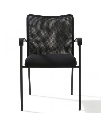 chaise visiteur faro chaise de bureau chaise r union. Black Bedroom Furniture Sets. Home Design Ideas