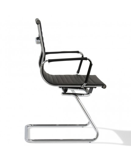 Chaise Visiteur Medicis, Chaise de bureau et réunion, Negostock