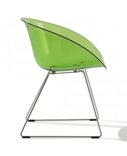 Chaise visiteur et réunion GLISS, Chaise de bureau, Negostock