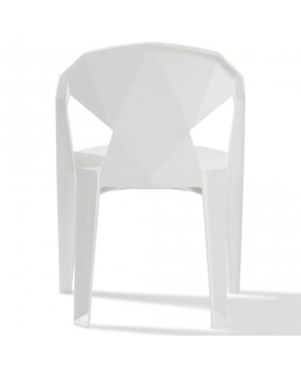 chaise visiteur, chaise monocoque, chaise empilable polyvalente