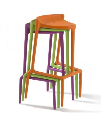 "Tabouret de bar ""Happy"", Chaise haute de bureau -Negostock"