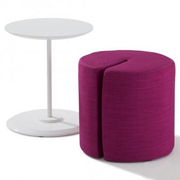 Pouf Bubble, mobilier accueil, espace détente,  cafétaria, design