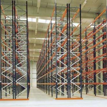 Rack de stockage - Rangement Palette - Rayonnage industriel