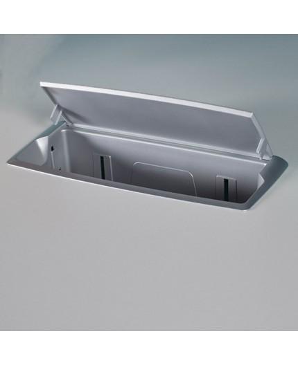 Table de réunion - Carrée L130xP130cm - Negostock