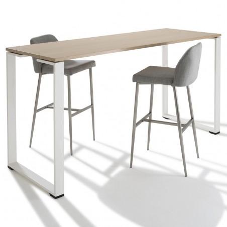 Table de réunion haute Thelma