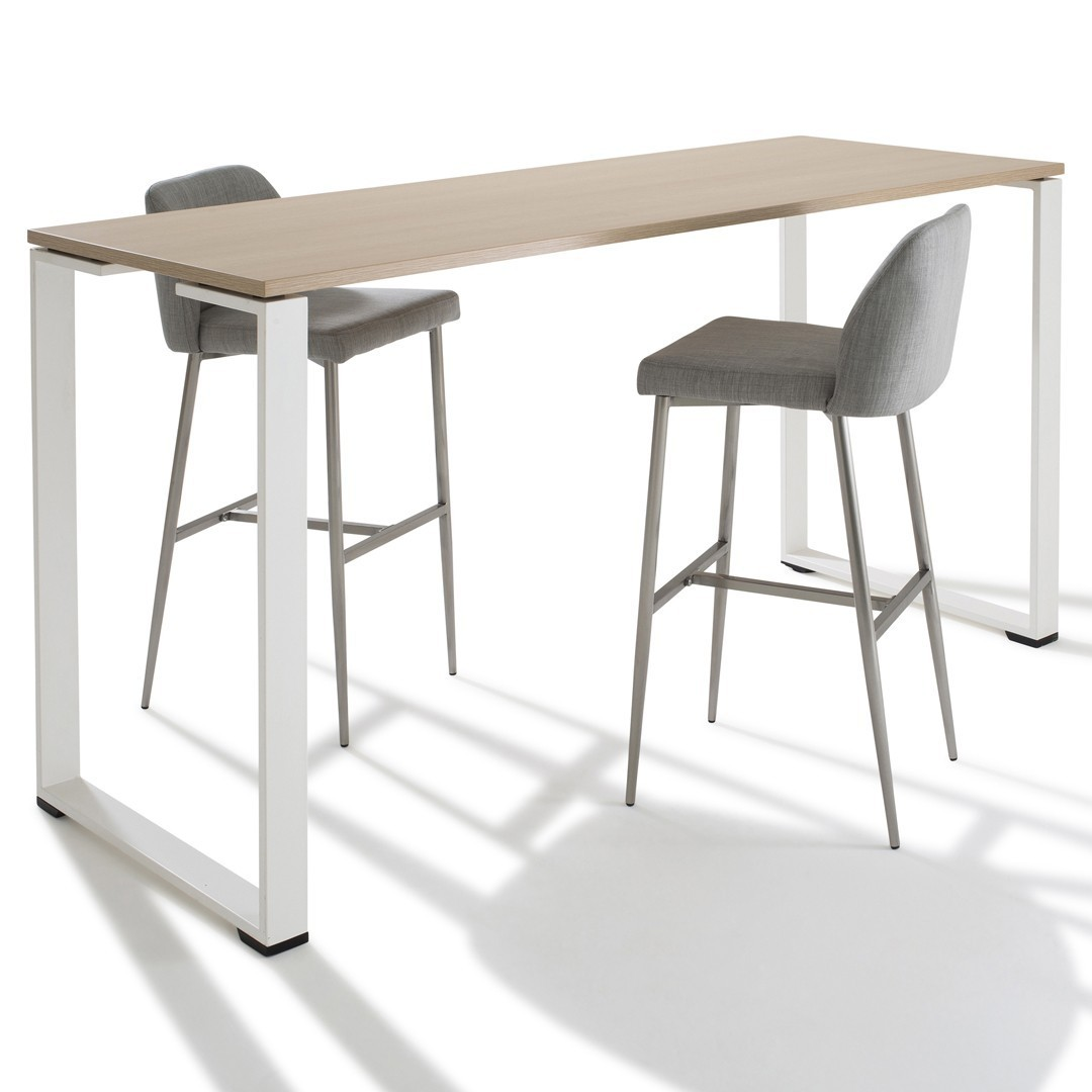 Table De Reunion Haute Dimensions H 103 X L180 X P 70cm Gosto