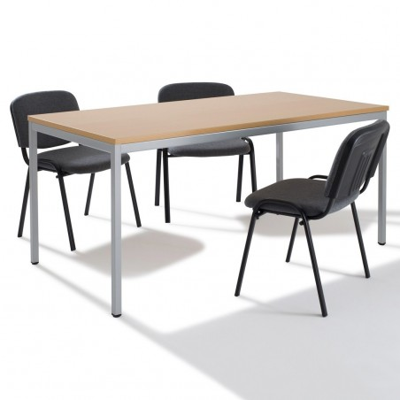 Table modulaire rectangulaire