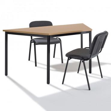 Table De Reunion Modulable Modulaire Et Pliante Negostock