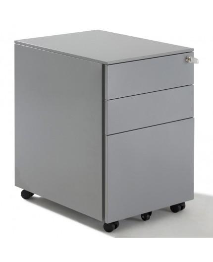 caisson m tallique de bureau histo negostock. Black Bedroom Furniture Sets. Home Design Ideas