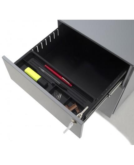 Caisson métallique de bureau, hIsto - Negostock