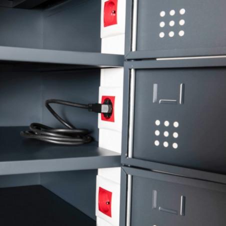 Armoire sécurisée pour ordinateurs portables