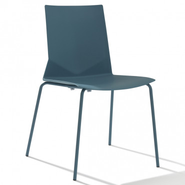Chaise de bureau 4 pieds Hella