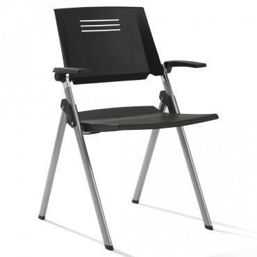 Chaise de bureau pliable Declic