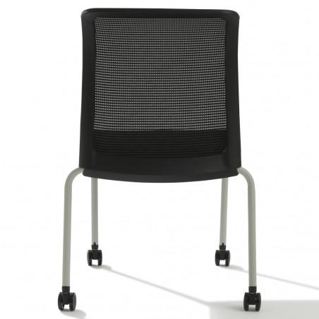 Chaise à roulettes Achille