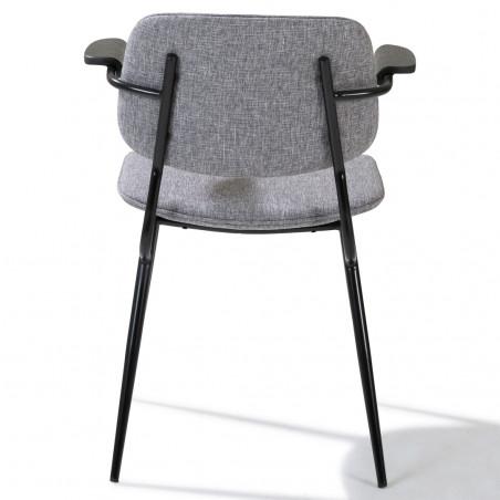 Chaise 4 pieds en bois BOY