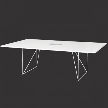Table de réunion ARCHI, mobilier de bureau d'entreprise.
