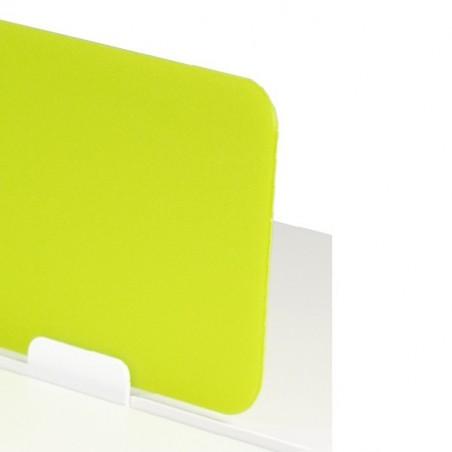 Cloison séparatrice bureaux en polycarbonate