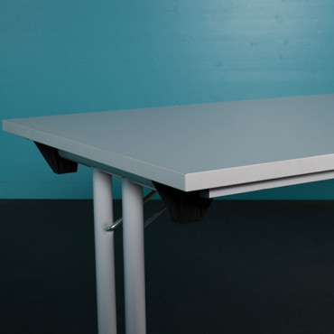 Table modulaire pliante L160xP80cm - Negostock