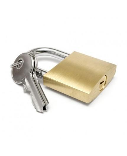 Cadenas laiton double ancrage - Accessoires Vestiaires