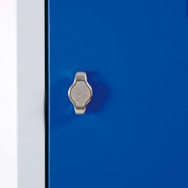 Fermeture locquet porte cadenas - Accessoire Vestiaire