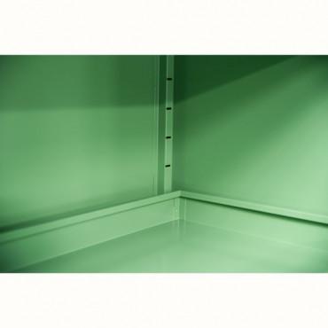 Armoire porte battante phytosanitaire L92cm | Negostock