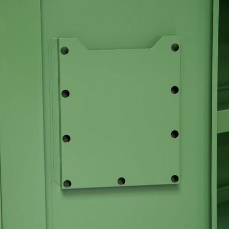 Armoire porte battante phytosanitaire L92cm