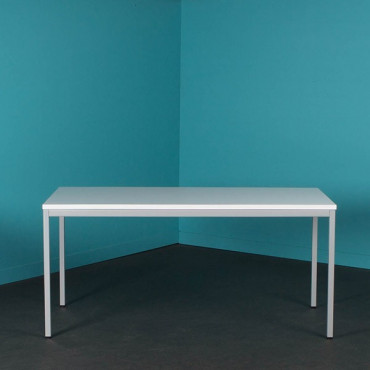 Table de bureau rectangulaire L200xP100cm - Negostock