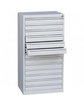 Meuble à Plans A3, 13 tiroirs pour entreprise - Negostock