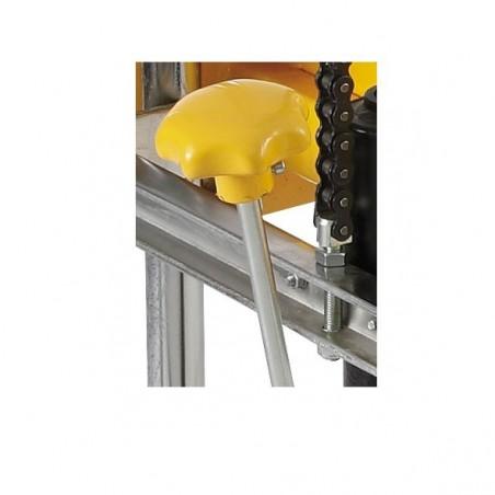 Gerbeur / Table, 400kg, levée 800mm