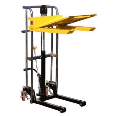 Gerbeur / Table, 400kg, levée 1500mm - gerbeur, diable, chariot.