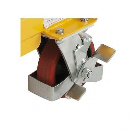 Table élévatrice TF15, 150kg, 700x450mm