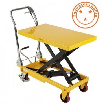 Table élévatrice TE300, 300kg, 850x500mm