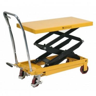 Table élévatrice double ciseaux TG35, 350kg