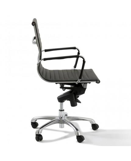 fauteuil de bureau direction medicis bas dossier. Black Bedroom Furniture Sets. Home Design Ideas