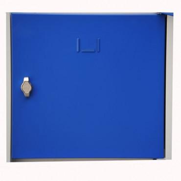 Vestiaire multicases métallique, monobloc pour entreprise et collectivité avec Negostock