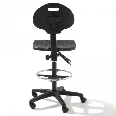Siège de caisse Alto, chaise technique - Negostock