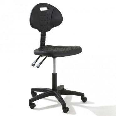 Siège technique ALBA - chaise caisse, coque, technique.