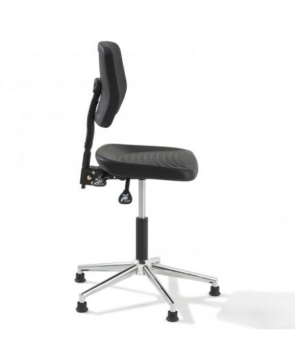 Siège d'atelier Tech Pro, chaise caisse, technique - Negostock