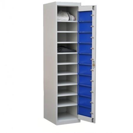 Armoire à linge propre, H180xL40xP50cm