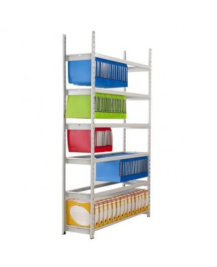 etagere pour dossier suspendu etag re pour dossiers. Black Bedroom Furniture Sets. Home Design Ideas