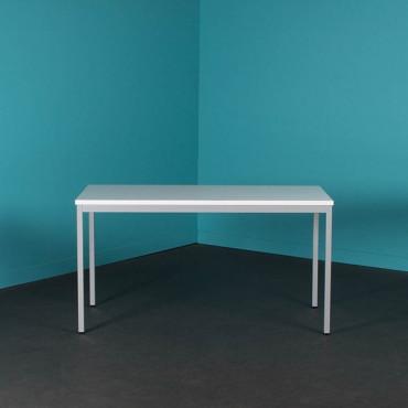 Table de bureau rectangulaire L120xP60cm - Negostock