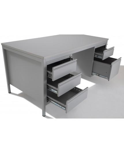 Bureau ministre entreprise L160xP80 cm - Negostock.com