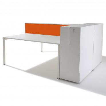 Armoire de bureau en bois, Tour pour bout de bureau