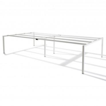 Bureau bench - Pole de 6 bureaux - Sierra