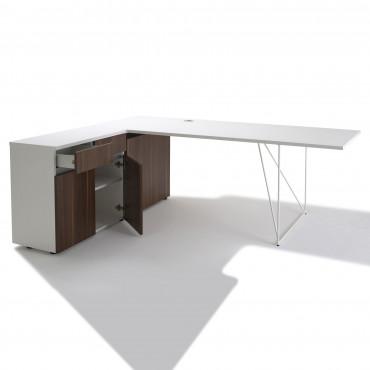 Bureau d'angle - Gamme Archi - Negostock