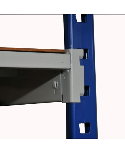 Rayonnage Magasin - Etagère métallique 2,20 m - Negostock