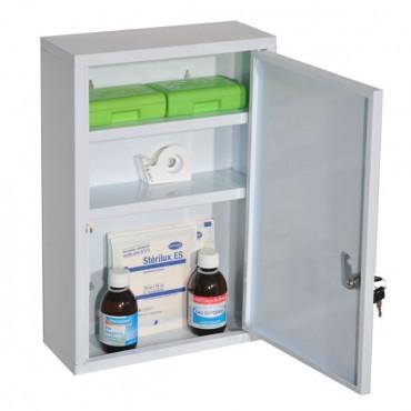 Armoire à Pharmacie - Accessoires Bureau et Entrepôt.